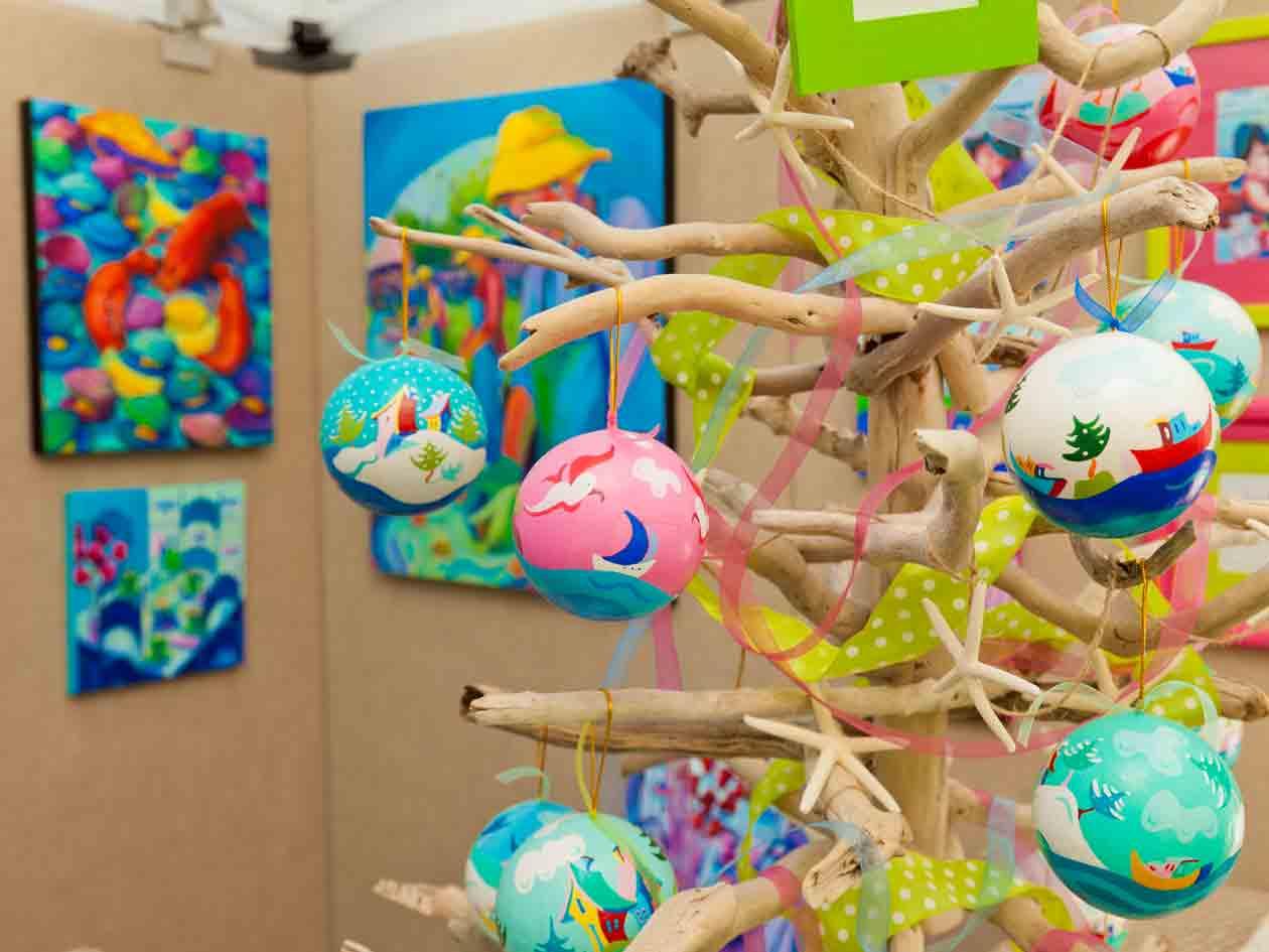 Clam Festival Fine Art Show