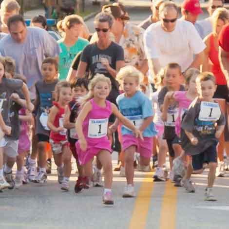 Clam Festival Kid's Fun Run