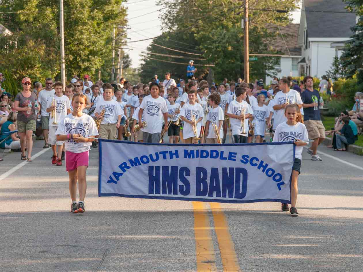 Yarmouth Middle School Band