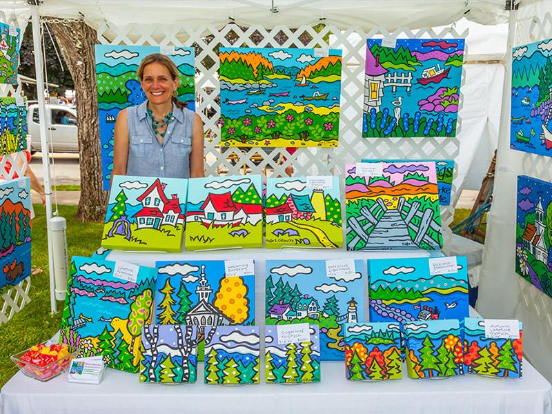 Yarmouth Clam Festival Craft Show