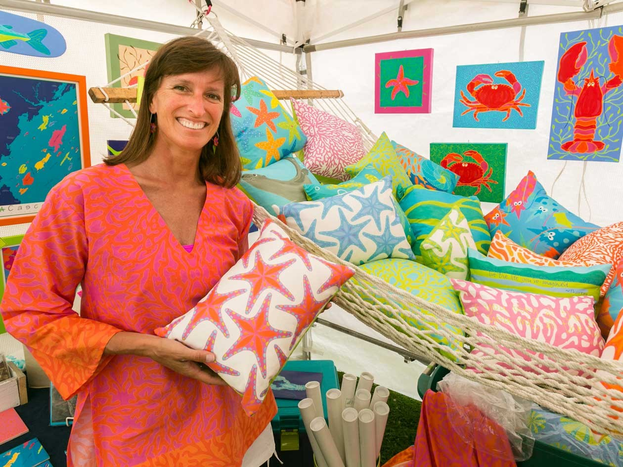 Clam Festival Craft Show 2015
